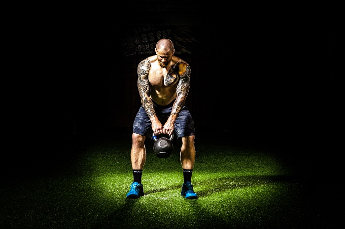 muscle fat loss training
